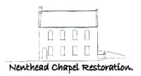 Nenthead Chapel Audience Development