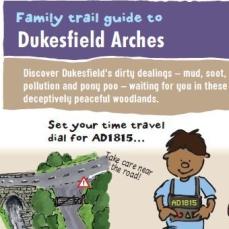 Kids trail guide