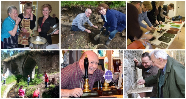 Activities from Dukesfield Smelters and Carriers