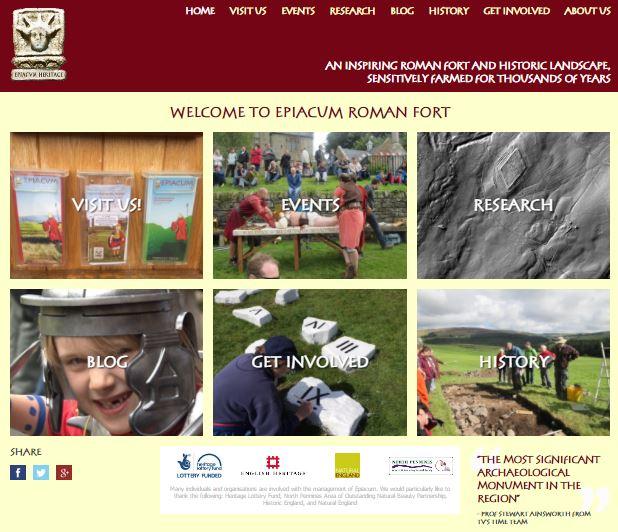 Epiacum website image