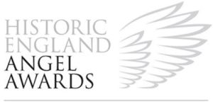 Heritage Angels logo
