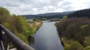 38 view over Kieldre Water from the viaduct