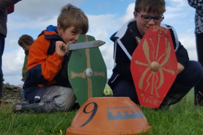 Defending the Roman Fort